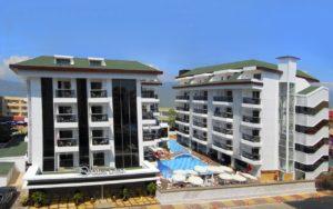 Oba Star Hotel & SPA. Раннее бронирование туров в Турцию
