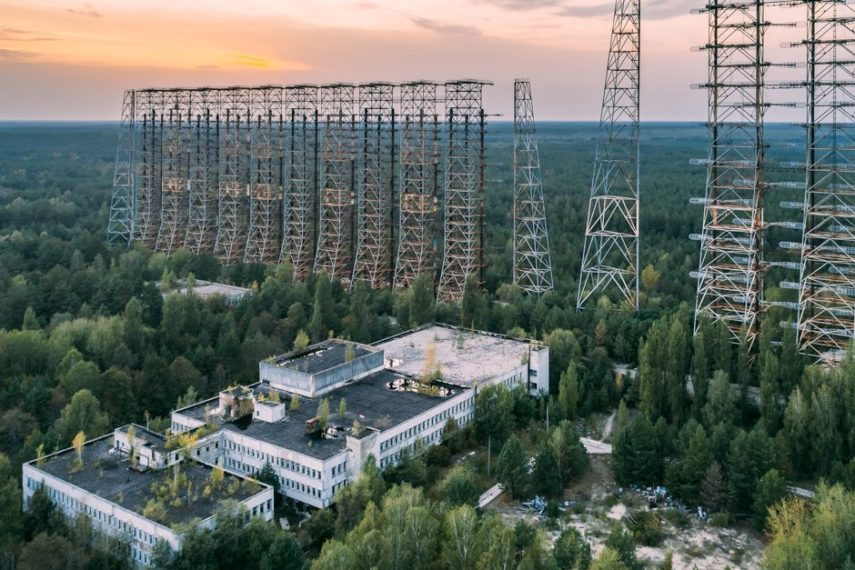 Private tour to Chernobyl Exclusion Zone and Prypiat