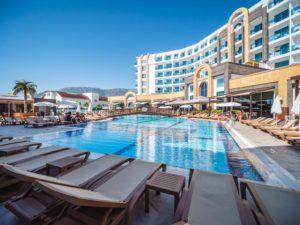 The Lumos Deluxe Resort Hotel & Spa. Турция, Алания по раннему бронированию.