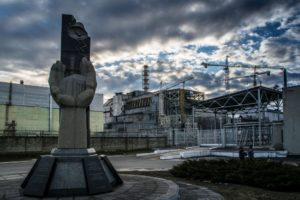 Trips insidethe Chernobyl nuclear power plant.