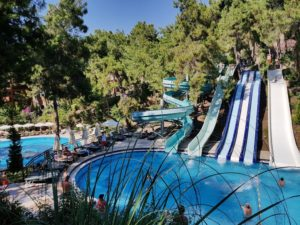 Utopia World Hotel. Турция на майские праздники