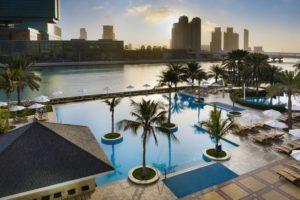 Горящие туры в ОАЭ. Туры в Абу-Даби. Beach Rotana Hotel & Towers.