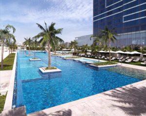Лучшие отели Абу-Даби. Fairmont Bab Al Bahr