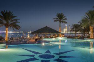 Лучшие отели в Абу-Даби. Radisson Blu Hotel & Resort