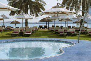 Лучшие пляжные отели в Абу-Даби. Le Meridien Abu Dhabi