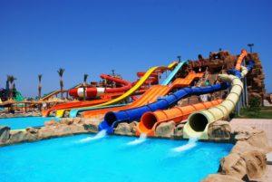 Отели с аквапарками в Египте. Albatros Aqua Blu Resort