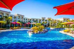 Отели с аквапарками в Египте. Serenity Fun City