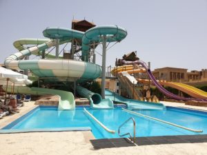 Отели с авквапарками в Египте. Coral Sea Aqua Club