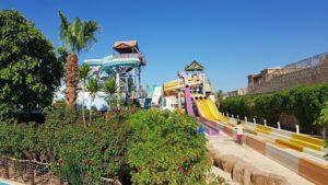 Отели с авквапарками в Шарме. Coral Sea Aqua Club