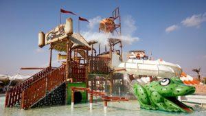 Отели с авквапарками в Шарме. Coral Sea WaterWorld
