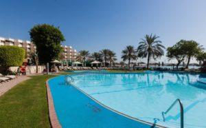 Раннее бронирование туров в Абу-Даби. Le Meridien Abu Dhabi