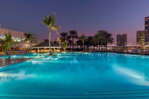 Раннее бронирование туров в Абу-Даби. Лучшие отели Абу-Даби. Beach Rotana - Abu Dhabi