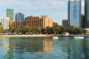 Раннее бронирование туров в Абу-Даби. Sheraton Abu Dhabi Hotel & Resort
