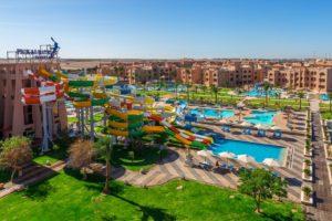 Раннее бронирование туров в Египет. Albatros Aqua Park Resort