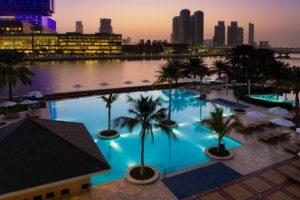 Раннее бронирование туров в Эмираты. Beach Rotana - Abu Dhabi