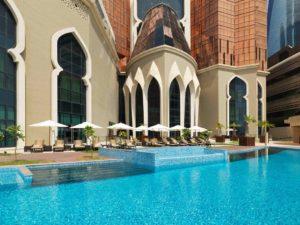 Туры в ОАЭ, в Абу-Даби. Bab Al Qasr Hotel