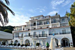 Туры в Закинф, Греция. Paradise Beach Hotel, Аргасси