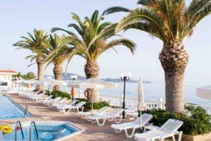 Туры в Закинтос. Paradise Beach Hotel, Аргасси