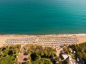 Agapi Beach Resort Premium All Inclusive. Греция 2020 из Киева.