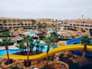 Горящие туры в Шарм. Palmyra Amar El Zaman Aqua Park Resort