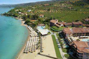 Anthemus Sea Beach Hotel and Spa Элия