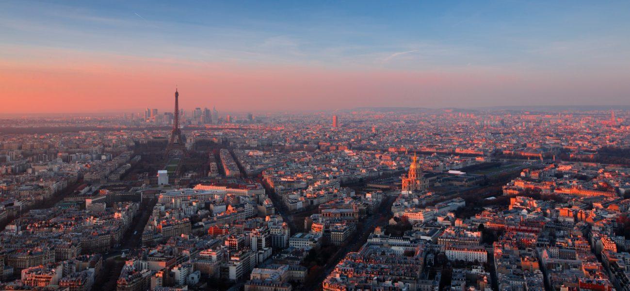 Автобусные туры Франция Париж без ночных переездов