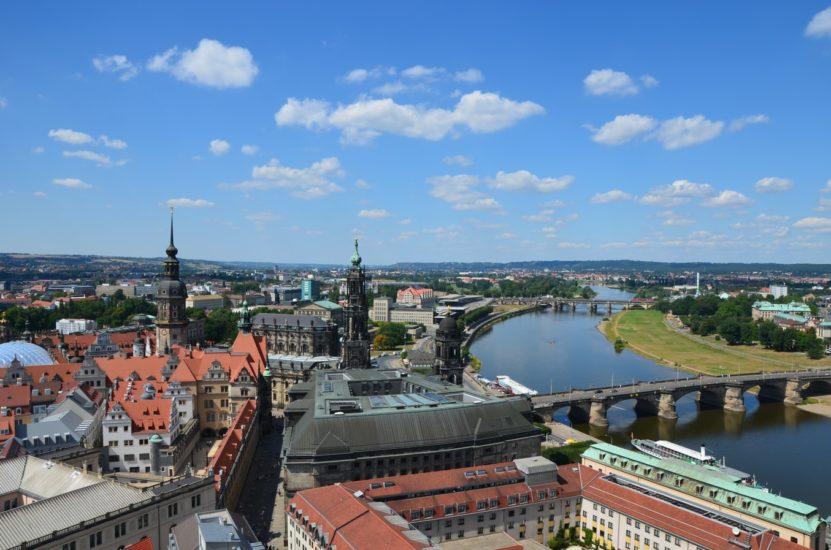Автобусные туры без ночных переездов Дрезден