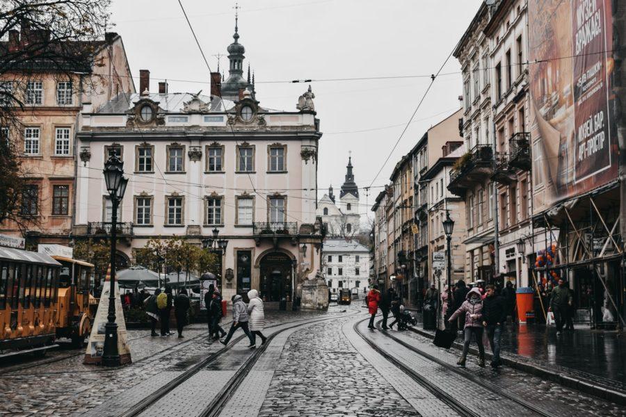 Автобусные туры из Украины в Европу Львов