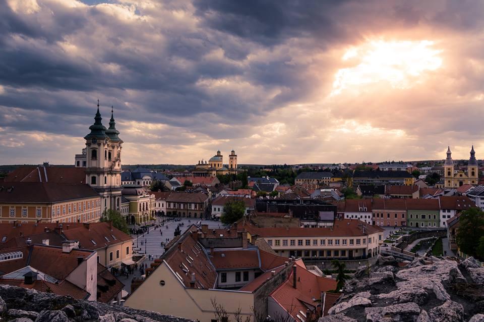 Автобусные туры в Будапешт без ночных переездов Эгер