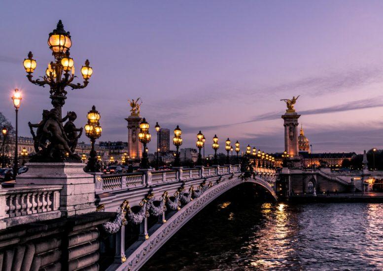 Автобусные туры в Париж из Украины