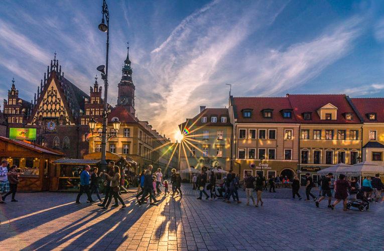 Автобусный тур в Европу без ночных переездов Вроцлав