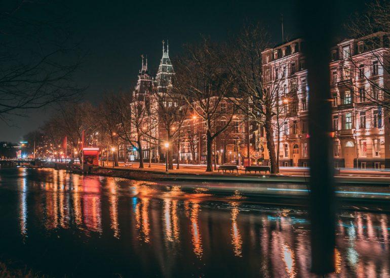 Автобусный тур в Нидерланды Амстердам без ночных переездов