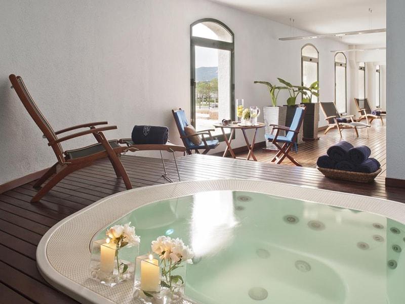 Hostal de la Gavina GL Сагаро Испания спа отель