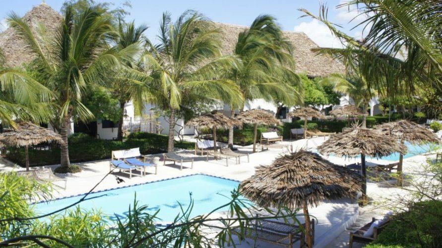 La Madrugada Beach Hotel & Resort Джамбиани Занзибар из Украины