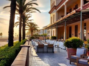 Le Meridien Ra Beach Hotel and Spa Испания Коста Дорада