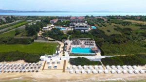 Pomegranate Wellness Spa Hotel Греция Неа-Потидея