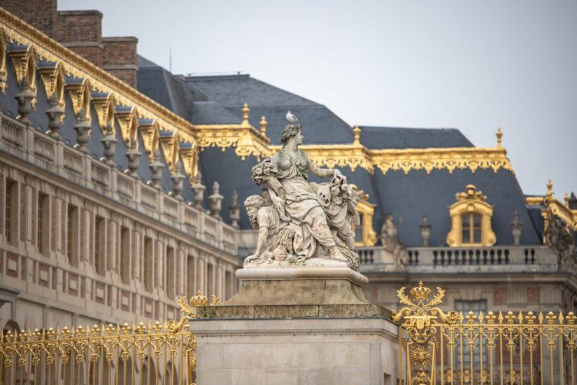 Туры в Версаль Франция из Украины