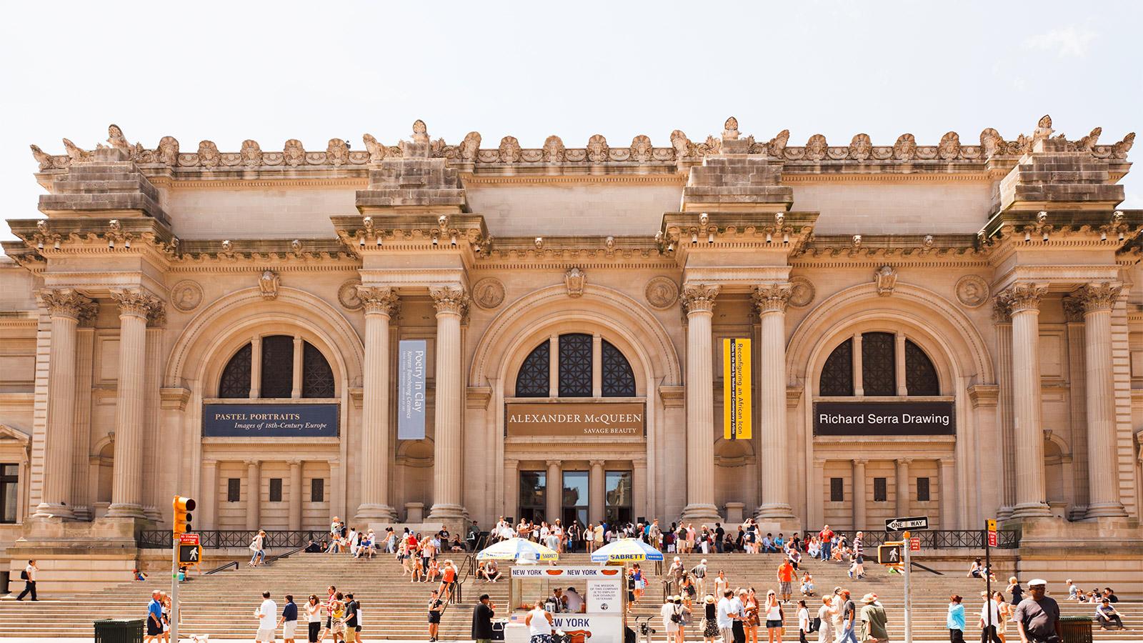 Художественный музей Метрополитен (Metropolitan Museum of Art)