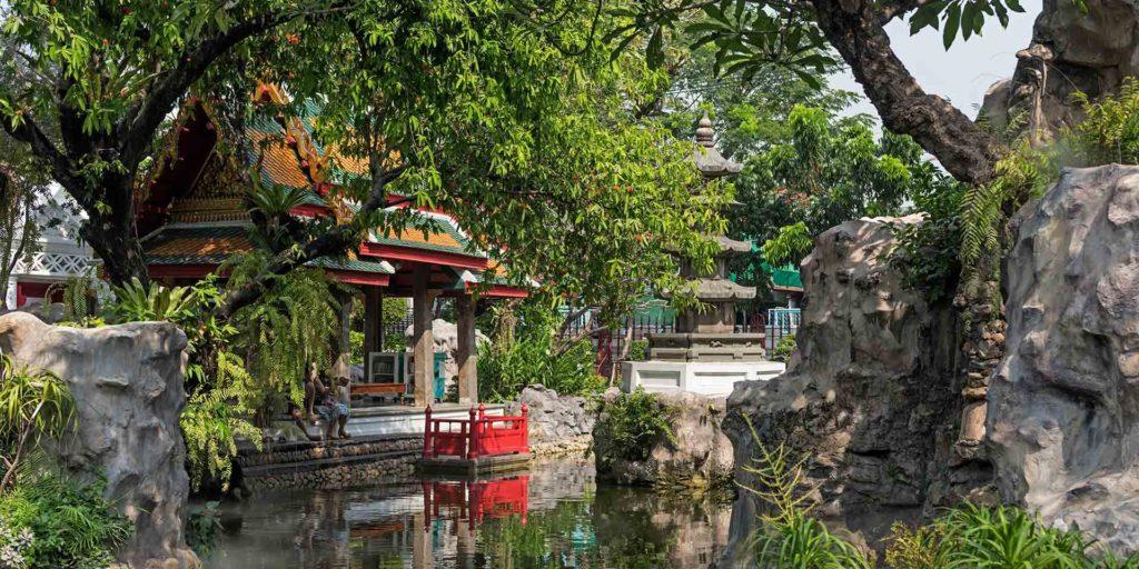 Храм Ват Прайюн (Wat Prayoon)