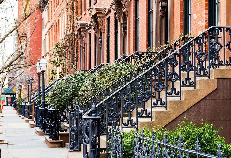 Район Гринвич-Виллидж (Greenwich Village)