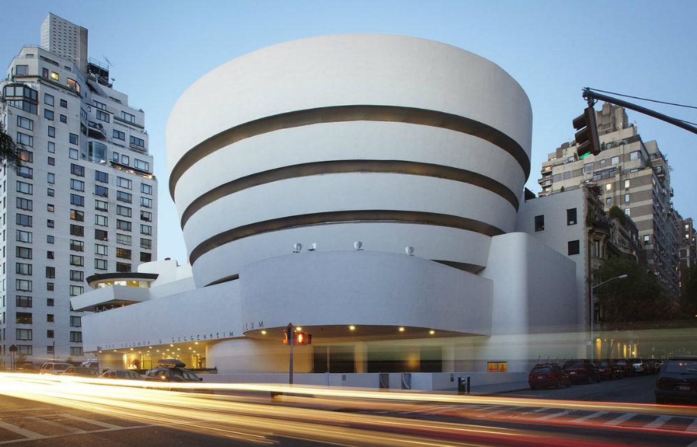Музей Гуггенхайма (Guggenheim Museum)