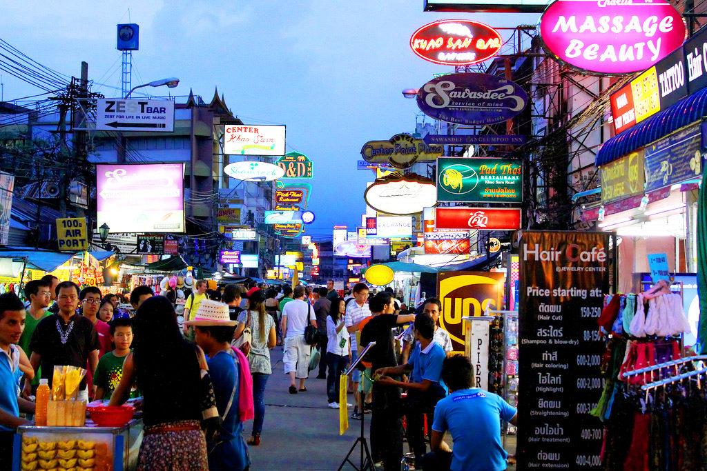 Улица Патпонг (Thanon Patpong)
