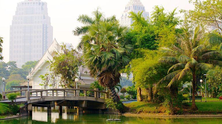 Парк Суан Лумпхини (Suan Lumphini)