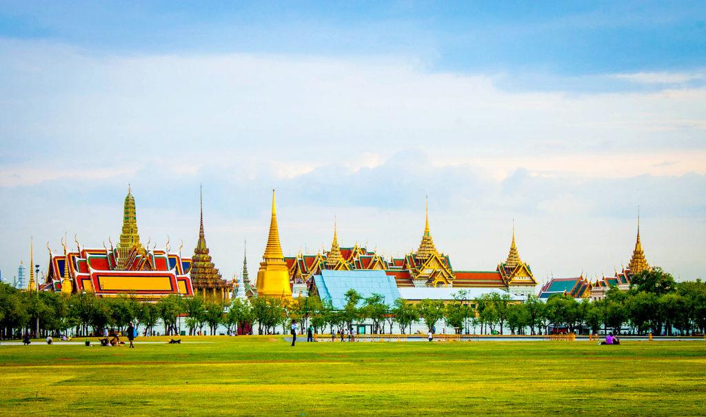 Площадь Санам Луанг (Sanam Luang)