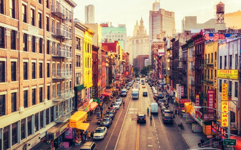 Китайский Квартал, Нью-Йорк