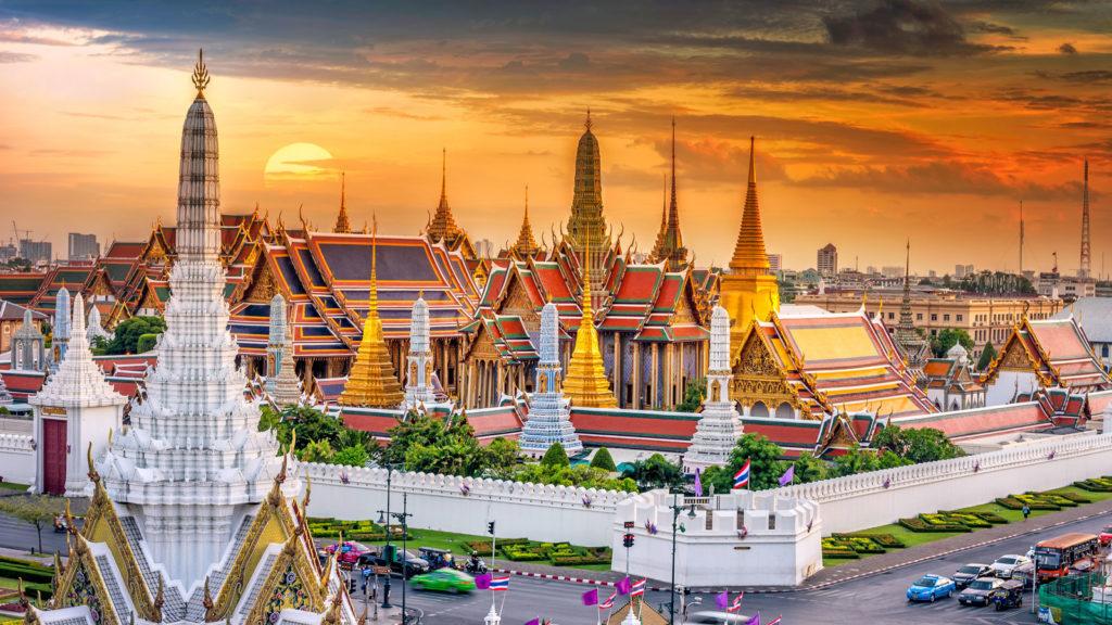 Королевский дворец (Grand Palace) Бангкок