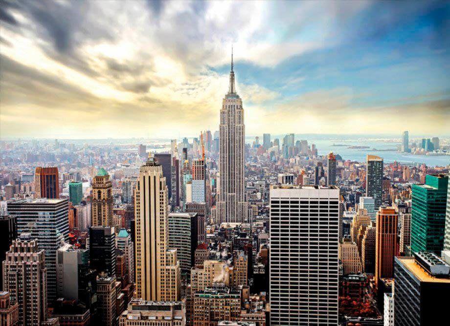 Эмпайр-Стейт-Билдинг (Empire State Building)