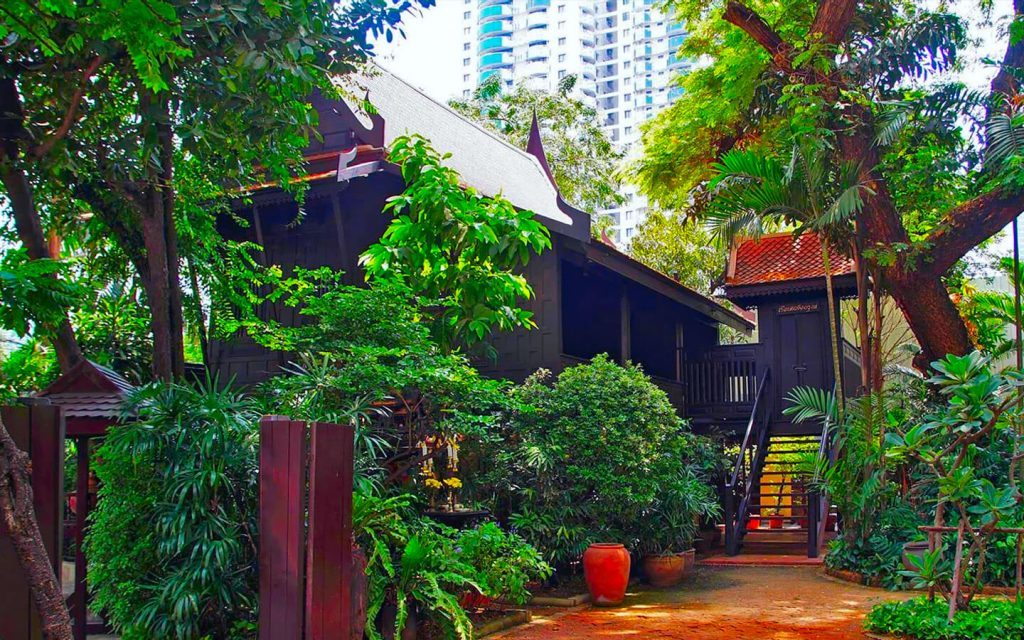 Дом-музей Камтхиенг (Baan Kamthieng)