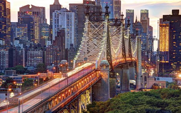 туристический путеводитель по Нью-Йорку