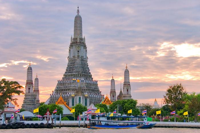 Храм Ват Арун (Wat Arun)